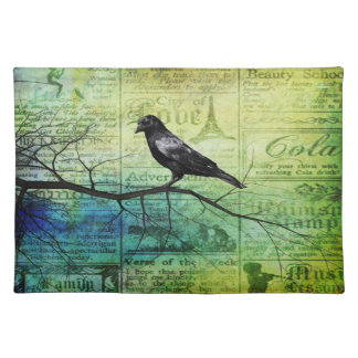 For the love of Ravens Placemats