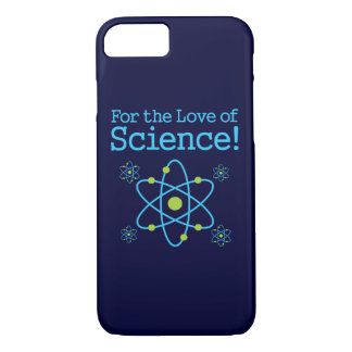For The Love Of Science Atom iPhone 7 Case