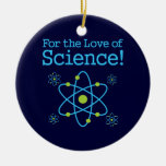 For The Love Of Science Atom Ornaments