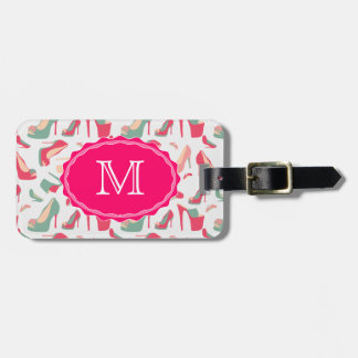 For the Love Of Shoes Luggage Tag
