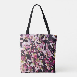 For the Love of Shopping - Floral Garden Tote