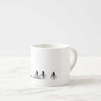 For the love of the ride mug
