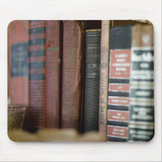 For the Love of Vintage Books Mouse Pad