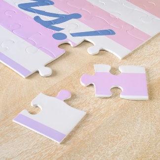 For The Love - Pregnancy Reveal Puzzle