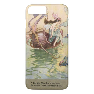 For the Nautilus is my boat  In which I over the w iPhone 7 Plus Case
