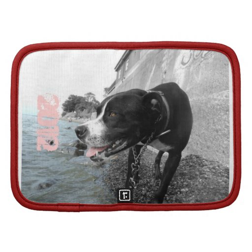 For the Pit Bull Lover in YOU! Planners