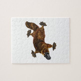 FOR THE PLATYPUS JIGSAW PUZZLE