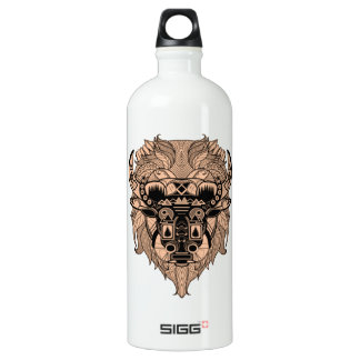 FOR THE TIME SIGG TRAVELLER 1.0L WATER BOTTLE