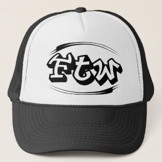 For The WIn - FTW #2 Trucker Hat
