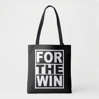For the Win Tote Bag