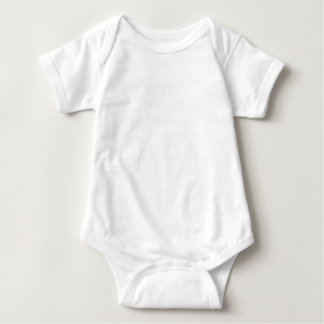 """For twins (part 1) - """"Made one"""" - girls Baby Bodysuit"""