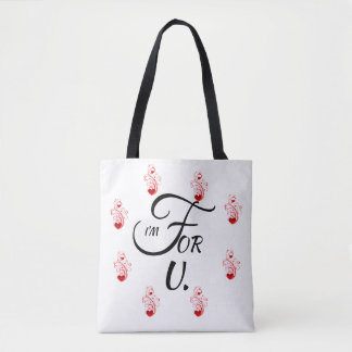 FOR U TOTE BAG