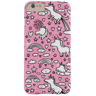 For Unicorns ONLY Barely There iPhone 6 Plus Case