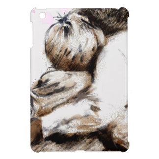 For What does love ask iPad Mini Case