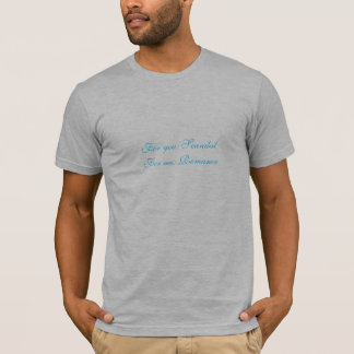 For you: Scandal For me: Romance T-Shirt