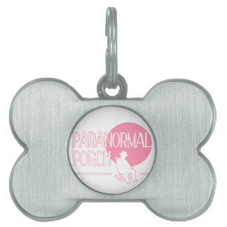 For your furry friend. pet name tag