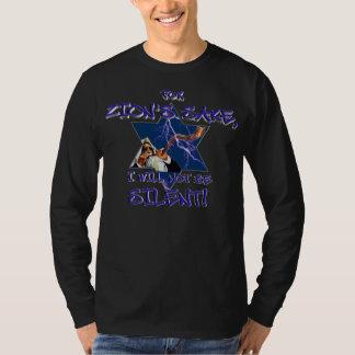 For Zion's Sake T-Shirt