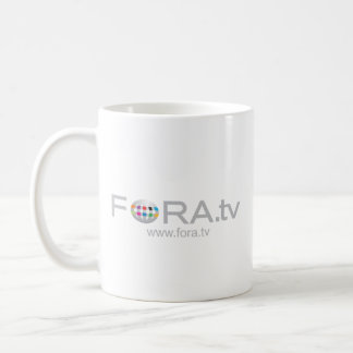FORA.tv Mugs