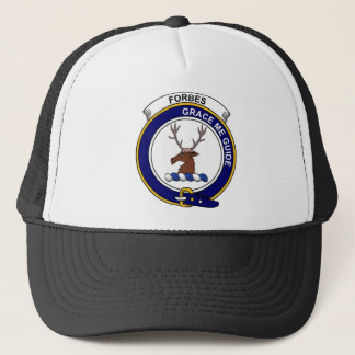 Forbes Clan Badge Trucker Hat