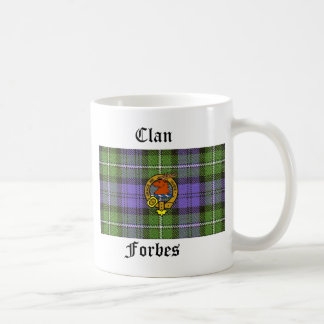 Forbes-Clan-crest, Forbes-Clan-crest Coffee Mug