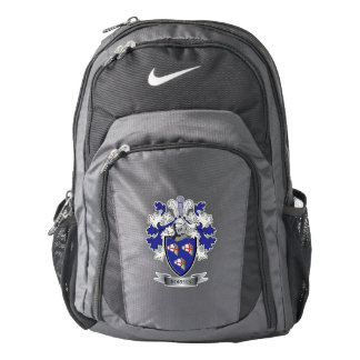 Forbes Family Crest Coat of Arms Backpack