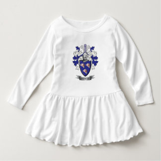 Forbes Family Crest Coat of Arms Dress