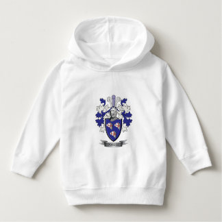 Forbes Family Crest Coat of Arms Hoodie