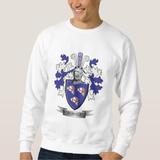 Forbes Family Crest Coat of Arms Sweatshirt