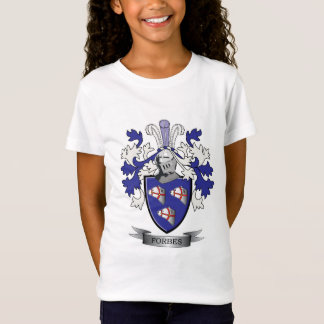 Forbes Family Crest Coat of Arms T-Shirt