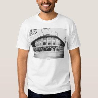 Forbes Field Stadium Pittsburgh Baseball T Shirt
