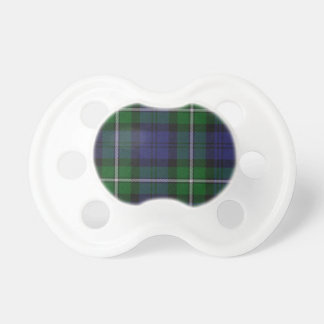 Forbes Plaid Baby Pacifier