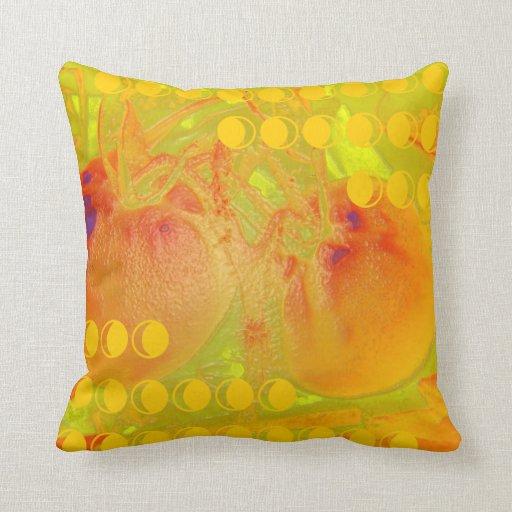 Forbidden Fruit American MoJo Pillows