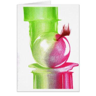 Forbidden Fruit Card