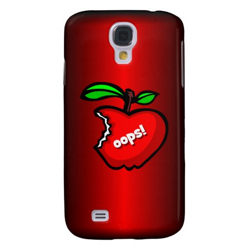 forbidden fruit galaxy s4 covers