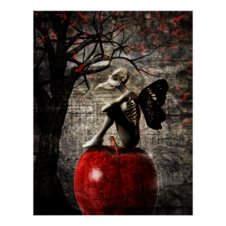 Forbidden Fruit (Customizable) Poster