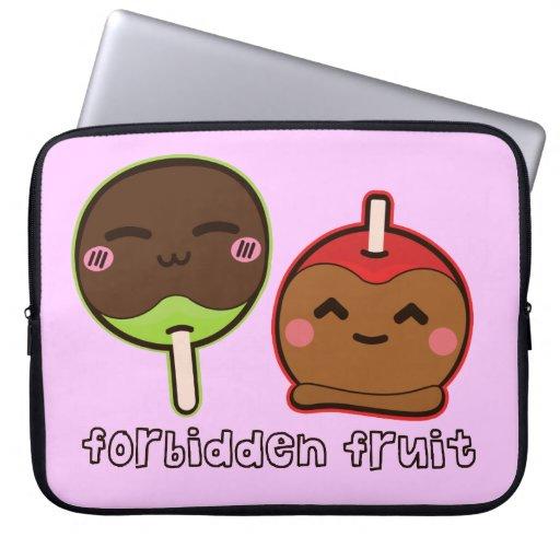Forbidden Fruit Laptop Sleeve