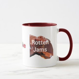 Forbidden Fruits make Rotten Jams Mug