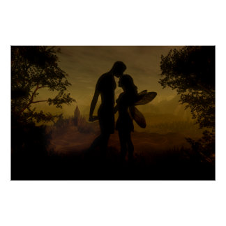 Forbidden Love Large Poster