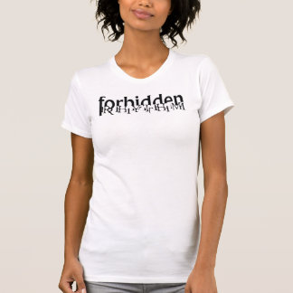 Forbidden Rhythm LADIES tank top/ beater
