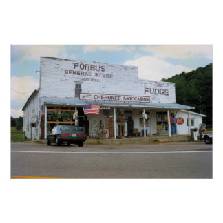 Forbus General Store Poster
