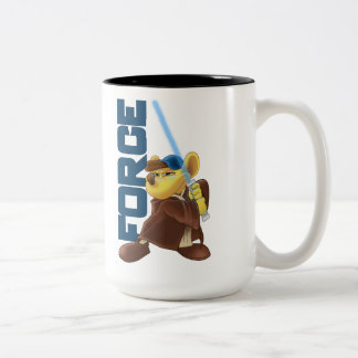 FORCE 2 Two-Tone COFFEE MUG