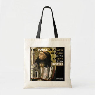 Force of a Law Aquinas Resistance tote