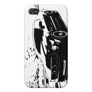 Ford Mustang GT Coupe iPhone 4/4S Cases