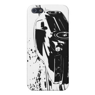 Ford Mustang GT Coupe iPhone 5/5S Covers