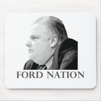 Ford Nation Mouse Pad