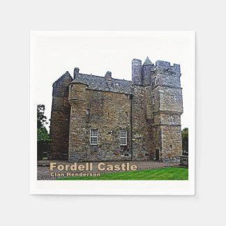 Fordell Castle – Henderson Disposable Napkin