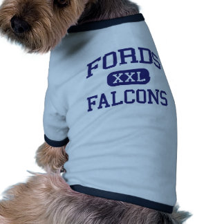 Fords Falcons Middle School Fords New Jersey Doggie Tee