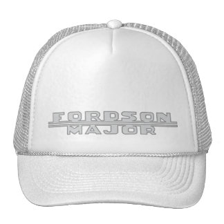 Fordson Major Tractor Vintage Hiking Duck Cap