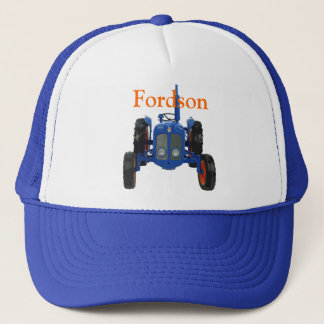 Fordson Major Tractor Vintage Hiking Duck Trucker Hat