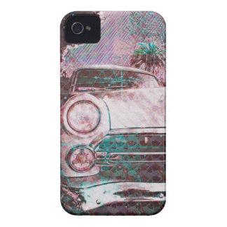 fordstradamus - old school car in sanfrancisco Case-Mate iPhone 4 case